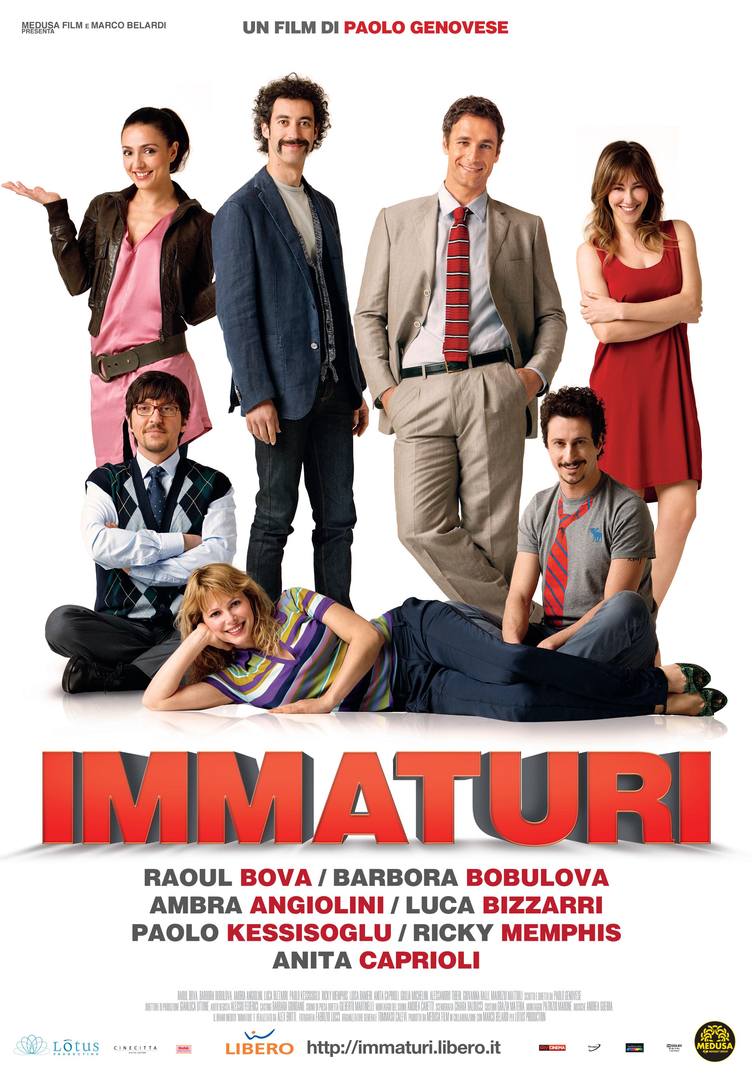 Immaturi film