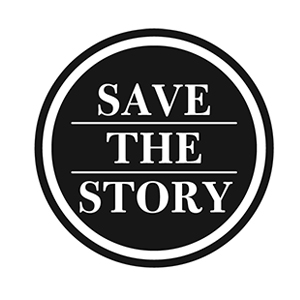 Save the Story logo