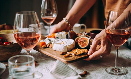 Food & Wine Experience Design